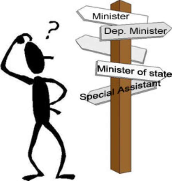Put Ceiling On Number Of Ministers