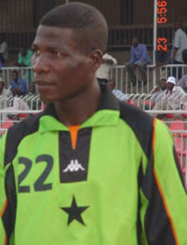 Edward Ansah's Service To Football