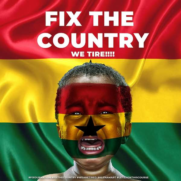 We're ready to join, spread #FixTheCountry protest in Volta Region — HoYCoD to conveners