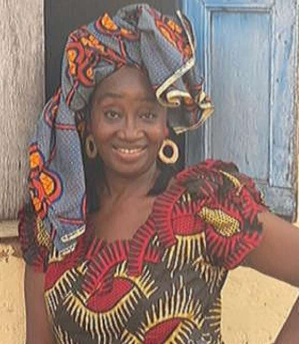 Nana Frema Busia: Motherhood Praise Perspective