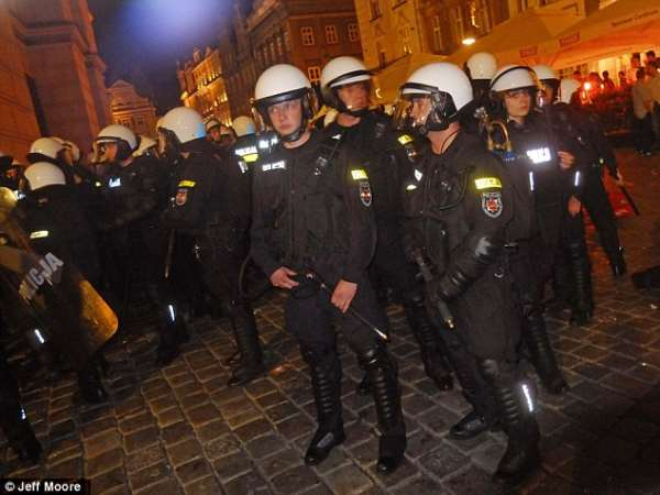 RACISM AND VIOLENCE THREATENS EURO 2012