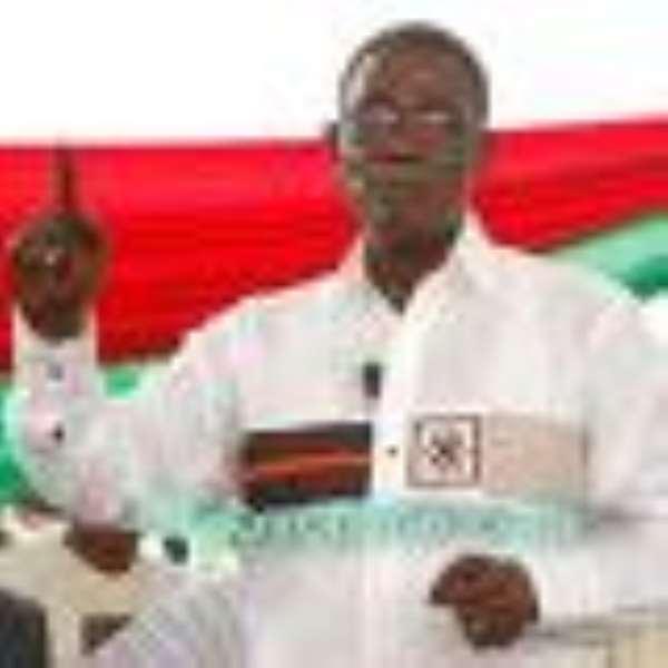 Pres. John Atta Mills of  Ghana