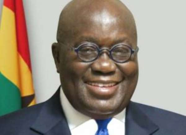 Akufo-Addo: Western Region To Be Divided Before End Of 2018