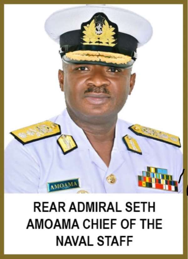 $818.1 Million Cost Of Piracy To West Africa