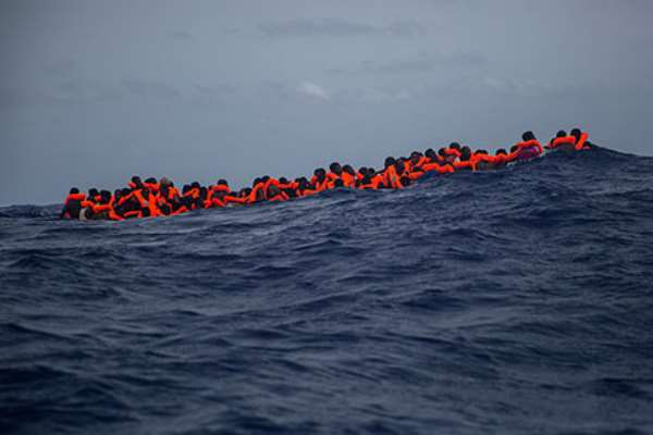 Don't Make Shipwreck Of Your Life; The Truth About Irregular Migration