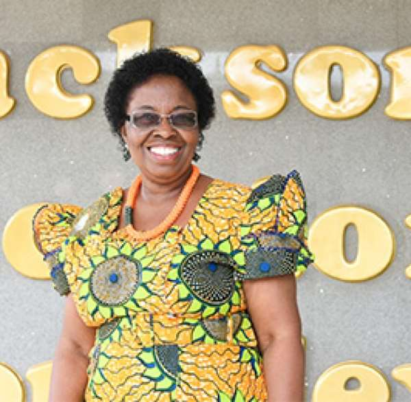 Mrs. Jackson Urges BECE  Candidates To Strive For Excellence