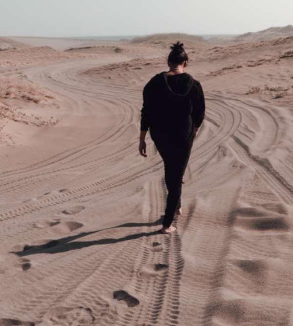 Walk Tender, Walk Right..