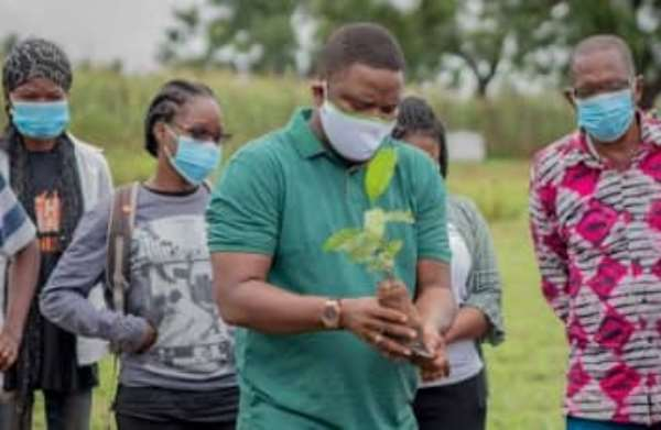 Support Green Ghana Day- Convener of TGRP