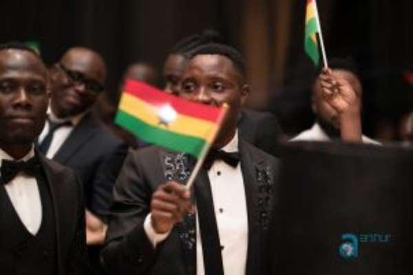 Stephen Appiah, Kwadwo Asamoah, Others Honored At 2018 Calcio Trade Ball