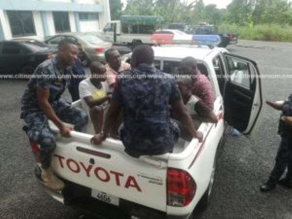 E/R:Police Officers 'Cry' Over Inadequate Logistics