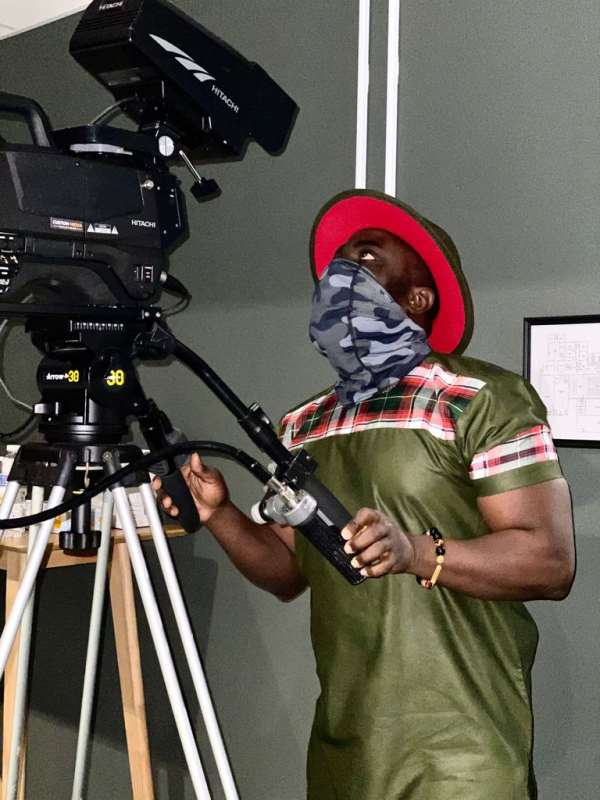 Covid-19: I was locked down for a year in USA  - Filmmaker Sammy Tuger