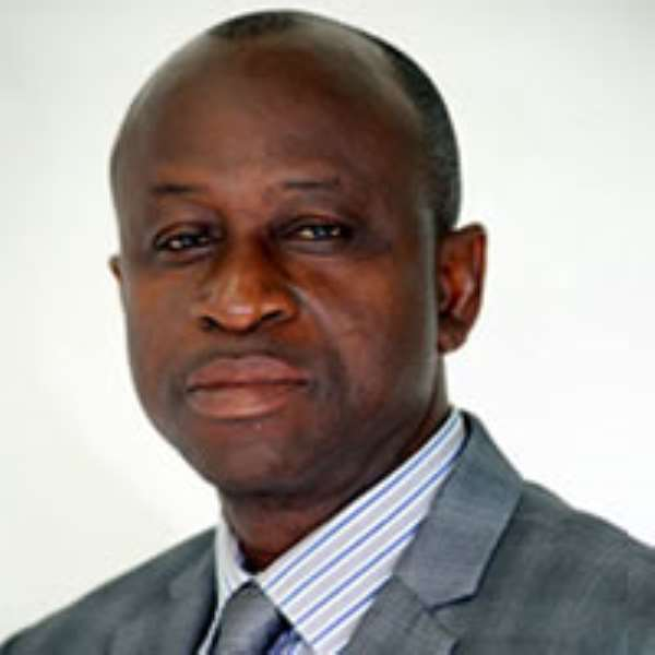 Member of Parliament (MP) for Aowin Constituency in the Western Region, Hon. Mathias Ntow