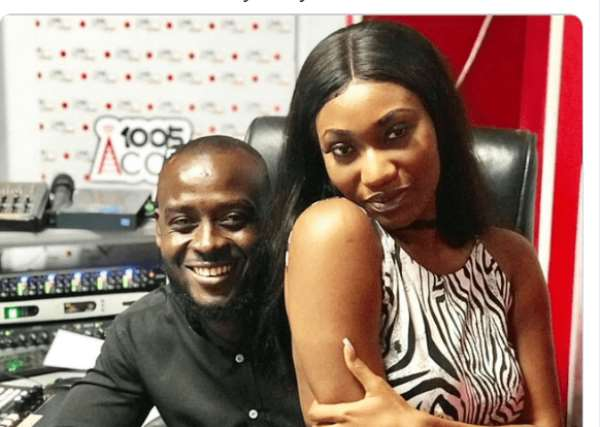 Wendy Shay Reacts To Walking Out On Nana Romeo