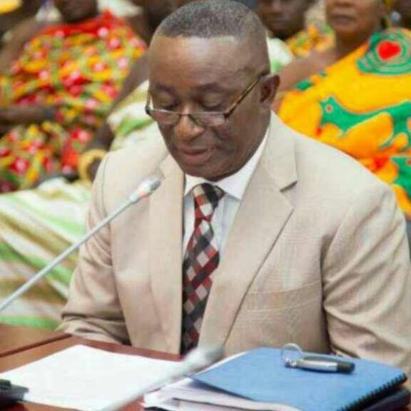 Asante Akim North MP Is Best Performing MP In Ashanti Region