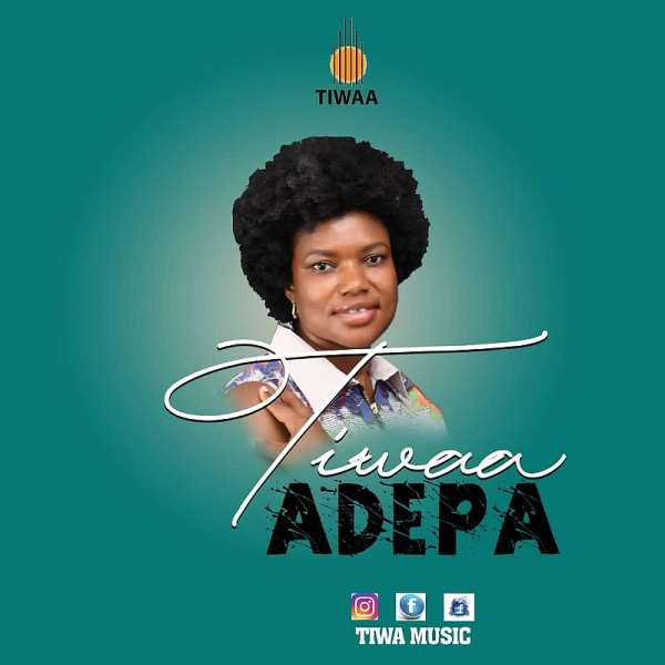 Tiwaa drops much-anticipated single dubbed 'Adepa' produced by Kin Dee