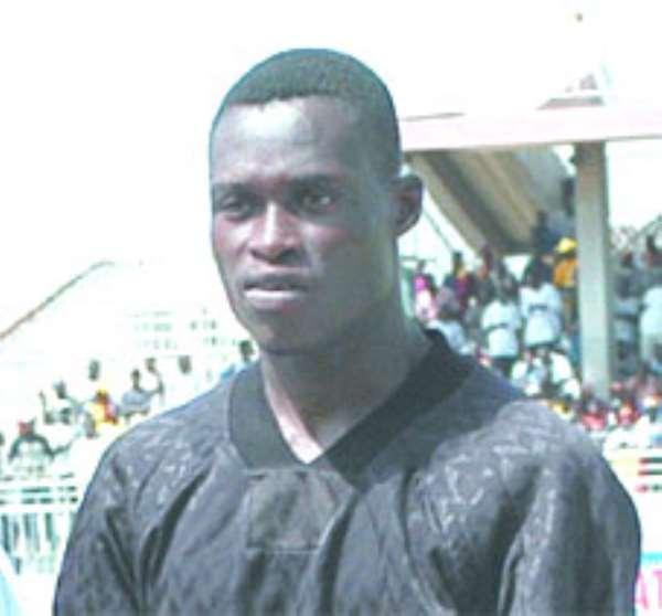 Hearts Transfer Sammy Adjei For $150,000