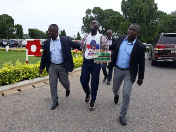 Kwesimintsim NPP Rejects Parliament Suicide Man As Member