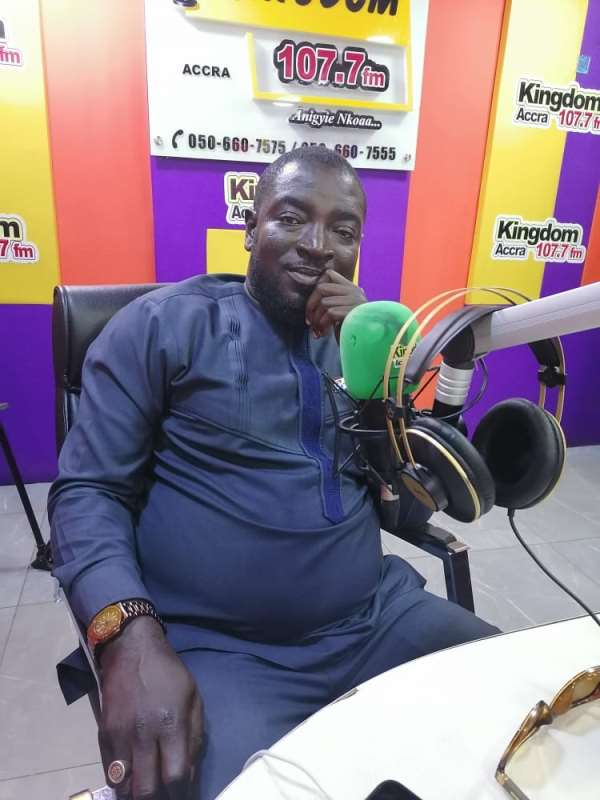 It's a disgrace for NDC to celebrate 29 years of empty results— Nana Kay