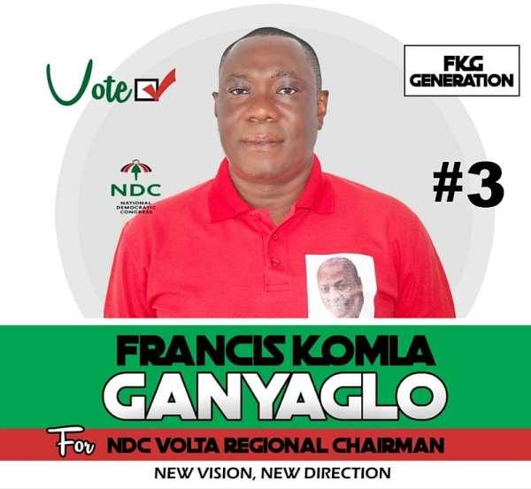 NDC Volta Aspiring Chairman Promise To 'Kill' Voter Apathy
