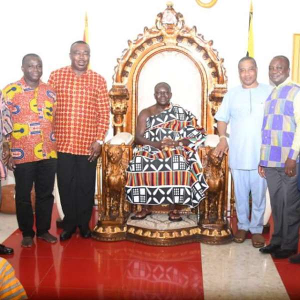 Lotto Operators To Support Otumfuo Lottery Game