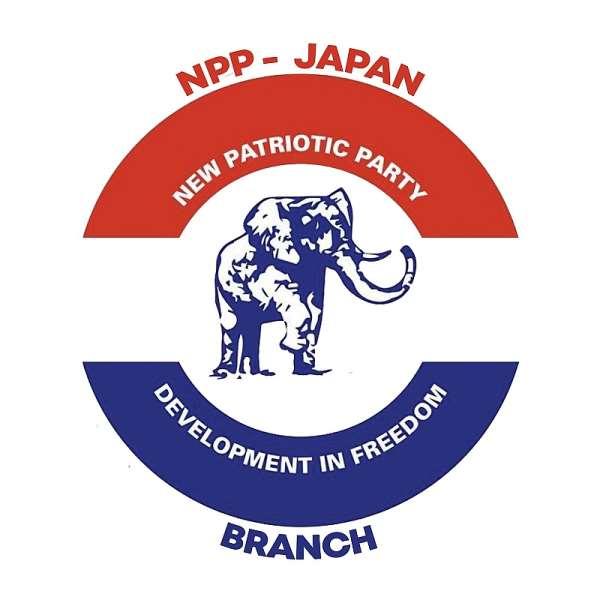 NPP Japan Branch Appreciates Ambassador Frank Okyere And Ghanaian Community In Japan