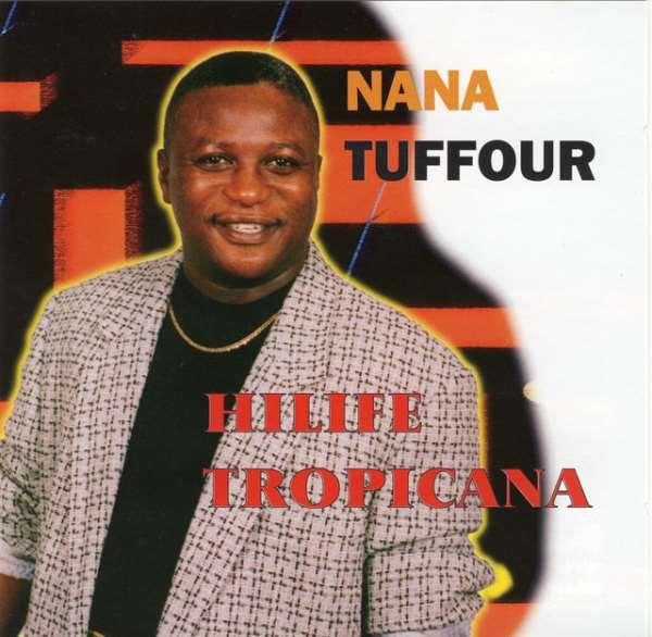 Legend highlife artiste Nana Tuffour dies