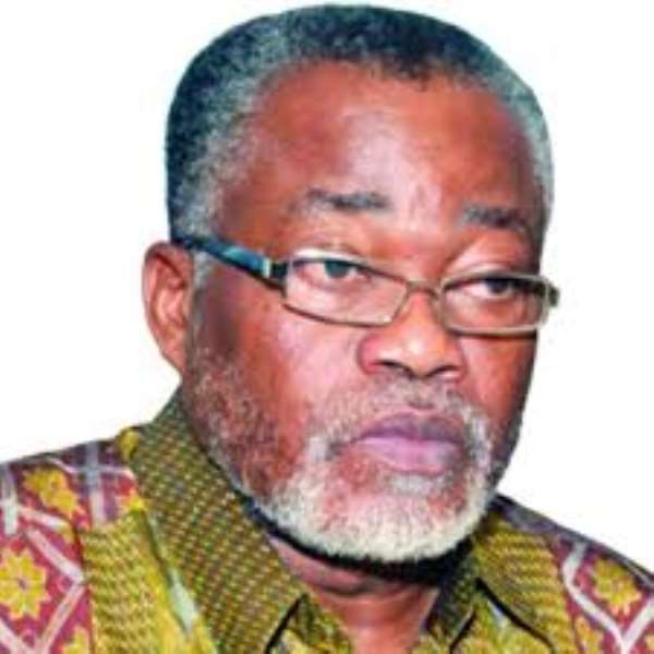 Col Festus Boahen Aboagye (Rtd)