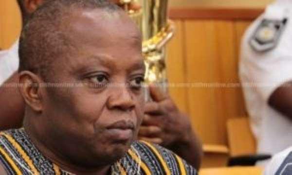 Auditor General Vows To Hunt Officials Over Assets Declaration