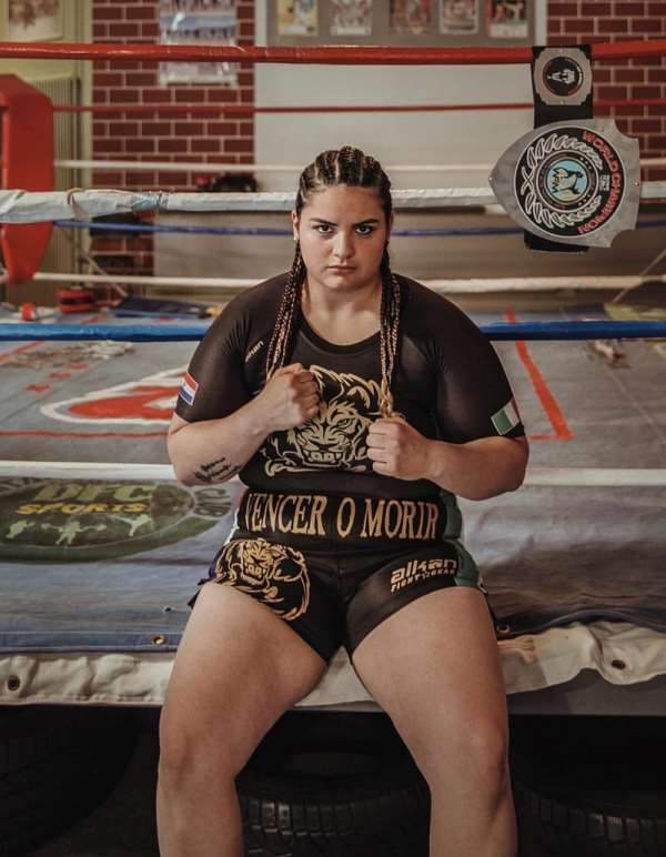 Diana Tursi Promises Ghanaians A Spectacular Boxing Show