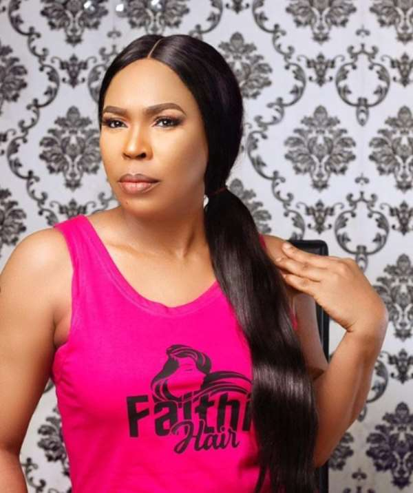 Actress Faithia Williams Calls On Nigeria To Stop Glorifying Fraud, Denounces Fake Page Using Her Image To Defraud People
