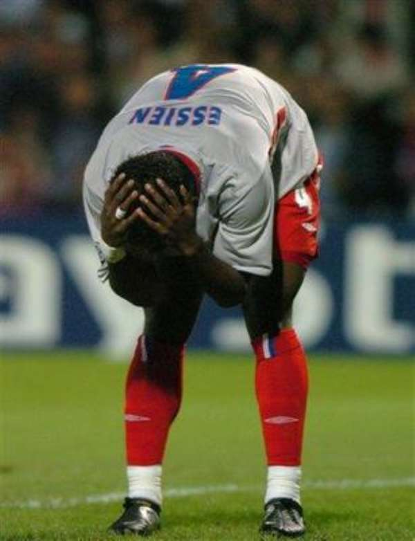Essien  & Muntari To Miss Nations Cup?