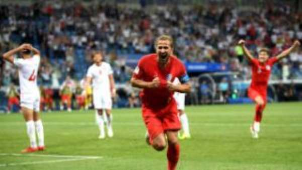 2018 World Cup: Kane Scores Late Winner As England Beats Tunisia