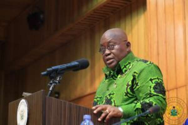 Akufo-Addo Assures Small-scale Mining Ban Will Be Lifted