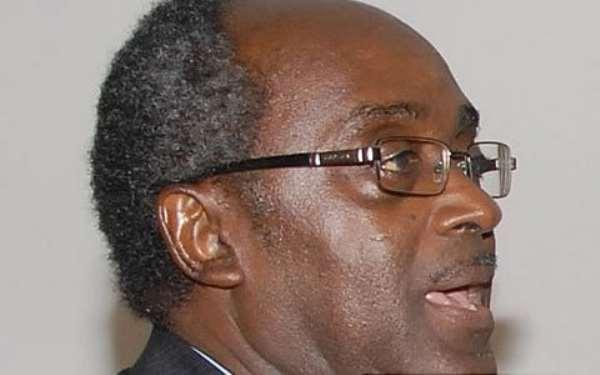 Former Justice of the Supreme Court, Professor Justice Samuel Date-Bah