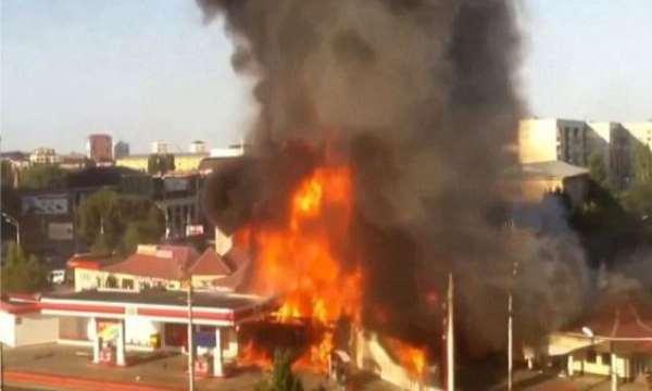 Gas Explosion Kills Man At Dawhenya