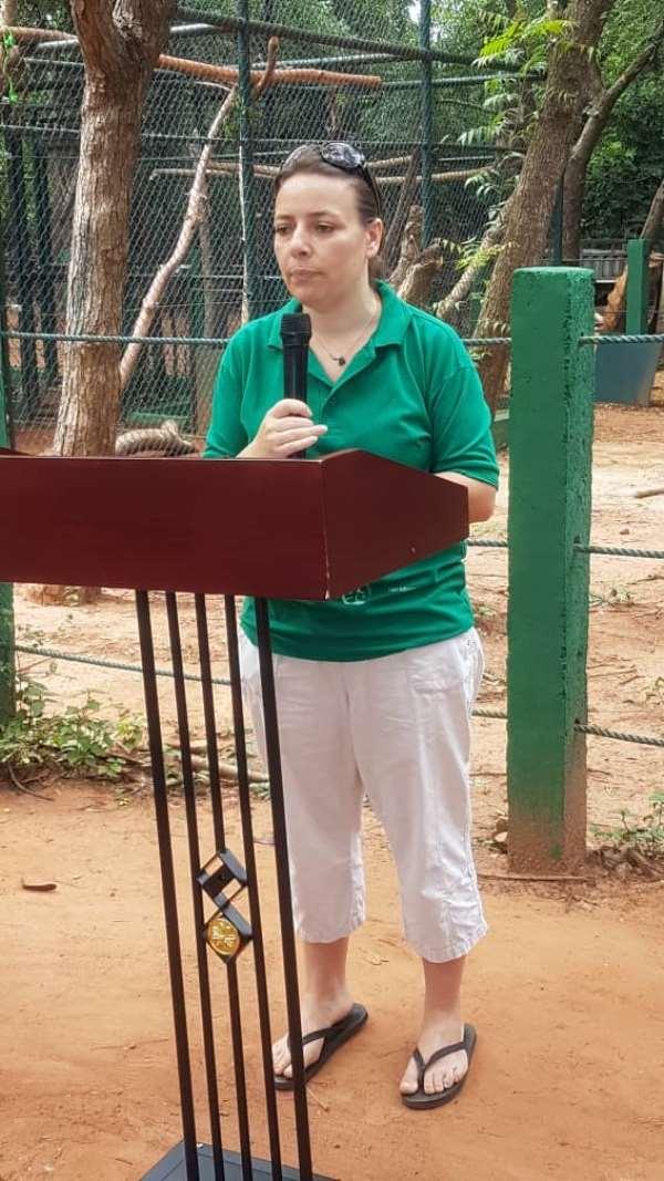 Refurbished Endangered Primate Breeding Centre Launched