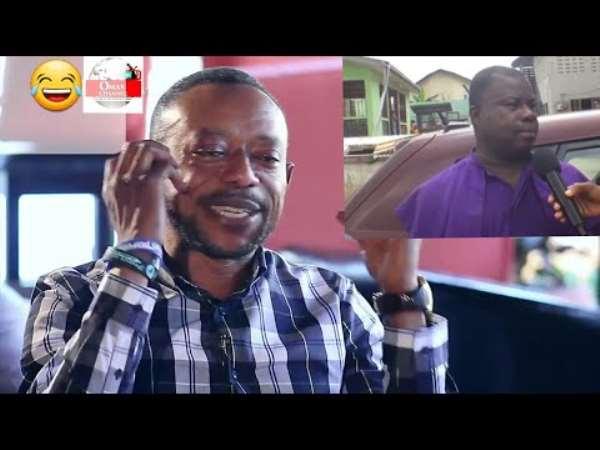 Prophet Tawiah, Owusu Bempa Fight For Spiritual Supremacy Over NPP 2016 Victory