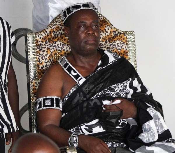 Teacher Mante enstools new chief to champion development