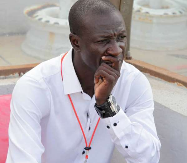 AFCON 2019: Coach Didi Dramani Escpae Assault While Scouting For Black Stars