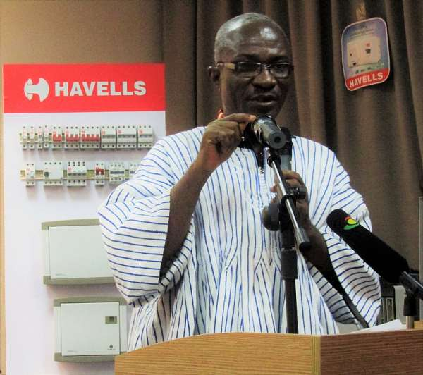 Francis Ameyibor Executive Director Communication for Development and Advocacy Consult