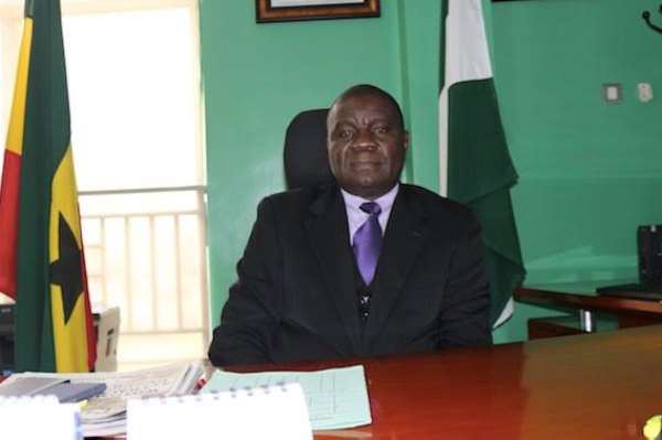 Nigerian High Commissioner to Ghana, Mr. Michael Olufemi Abikoye