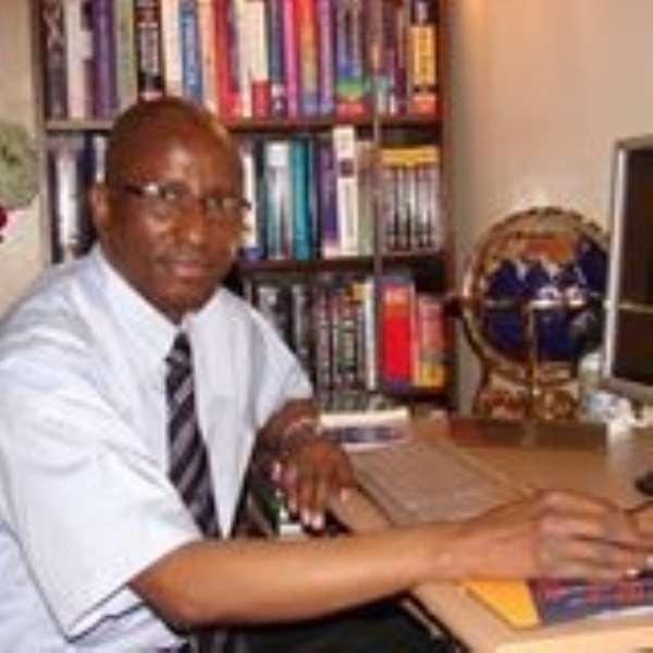 The Author: Sarjo Bayang