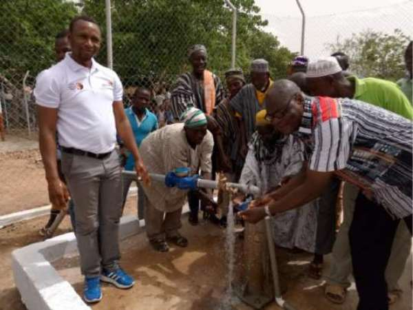 Tubong Community Benefits From World Vision Water Project