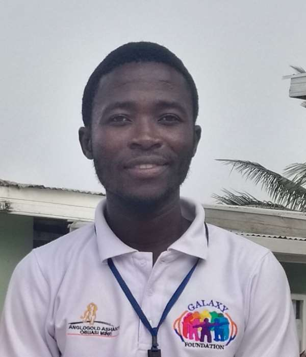 MTN Heroes Of Change 2019: David Hagan, A Teacher Who Bring Relief To The Needy