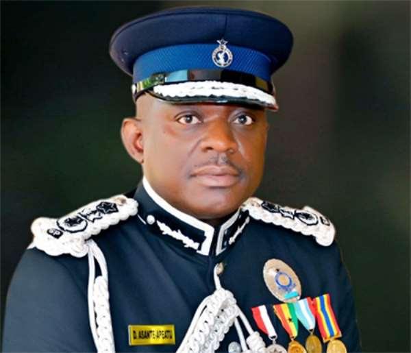 IGP David Asante-Apeatu