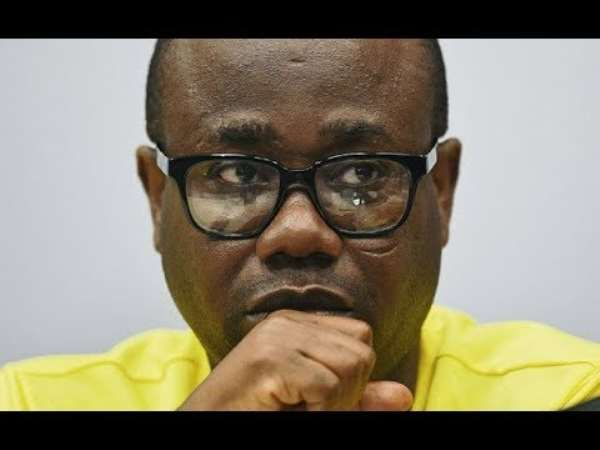 Ghana FA President Highly Tipped For FIFA Post