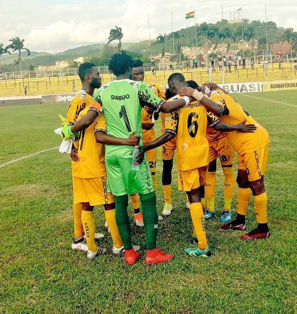 NC Special Competition Tier 2: Ashgold Overcome New Edubiase To Book Quarter-Final Qualification
