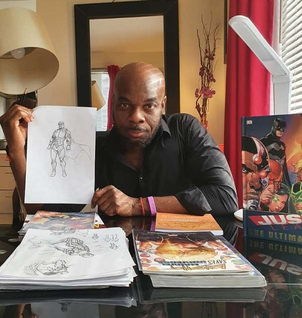 Using Animation To Change The African Narrative: The 'Modin Comics' Story