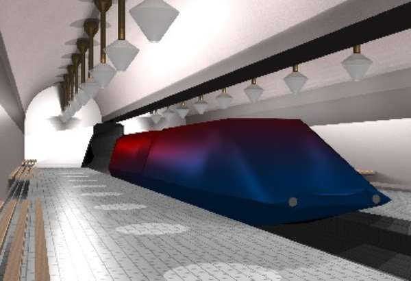 Ghana To Get Subway in 2006 (1)