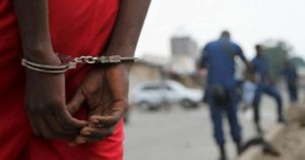 Man Arrested For Mob Assault Of Police Officer At Abossey Okai